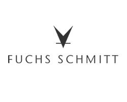 Logo von Fuchs Schmitt - Mit Innovation und Zeitgeist zu Qualität und Mode